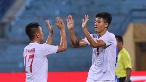 Highlights U19 Viet Nam 4-3 U19 Philippines hinh anh