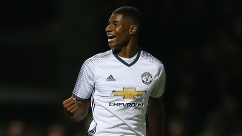 Highlights Northampton Town 1-3 Manchester United hinh anh