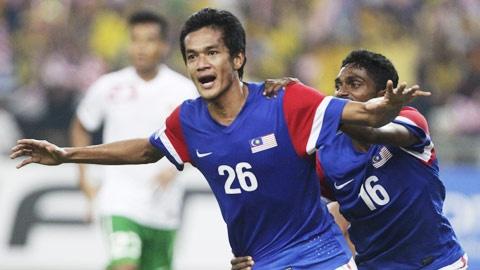 Video tran dau AFF Cup 2016: Malaysia vs Campuchia hinh anh