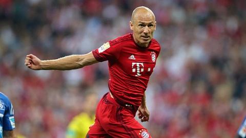 Highlights Bayern Munich 8-0 Hamburger SV hinh anh