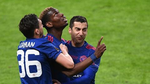Video MU danh bai Ajax 2-0 o chung ket Europa League hinh anh