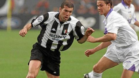 Highlights chung ket Champions League 1998 giua Juventus vs Real hinh anh