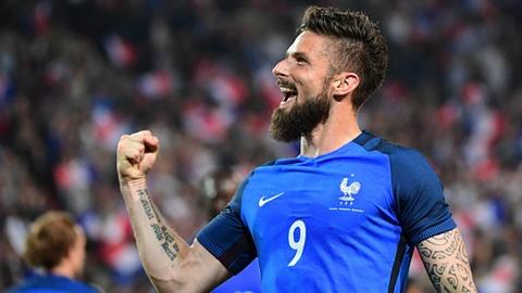 Giroud lap hat-trick giup Phap de bep Paraguay 5-0 hinh anh