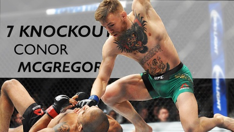 10 dieu thu vi ve Conor McGregor hinh anh