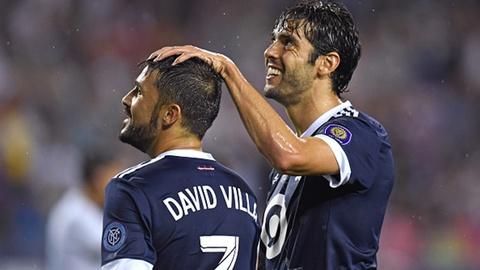 Highlights MLS All Star 1-1 Real Madrid (pen 2-4) hinh anh