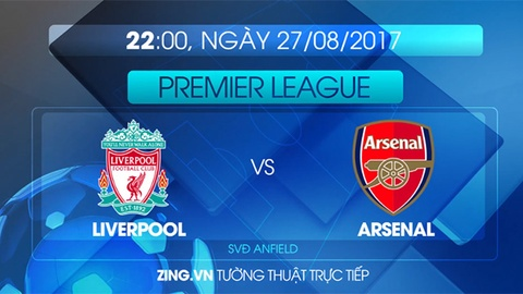 Preview Liverpool vs Arsenal hinh anh