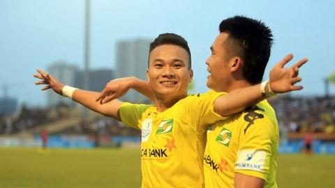 Highlights CLB Nghe An 4-1 CLB Quang Nam hinh anh