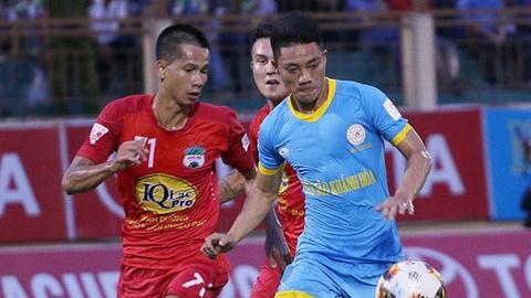 Highlights CLB Khanh Hoa 4-2 Hoang Anh Gia Lai hinh anh