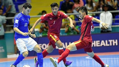 Video truc tiep futsal Philippines vs Viet Nam hinh anh
