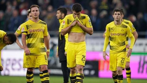 Highlights Hannover 96 4-2 Dortmund hinh anh