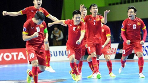 Video truc tiep futsal Viet Nam vs Brunei hinh anh