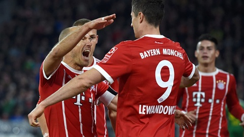 Highlights Bayern thang tran thu 5 lien tiep sau khi thay HLV hinh anh
