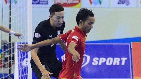 Video truc tiep futsal Thai Lan vs Malaysia hinh anh