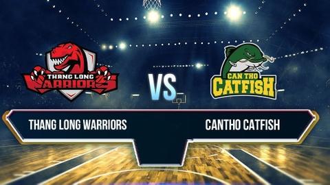 Truc tiep chung ket VBA: Cantho Catfish vs Thang Long Warriors hinh anh