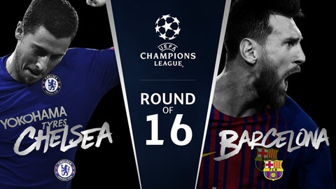 Le boc tham vong knock-out Champions League hinh anh