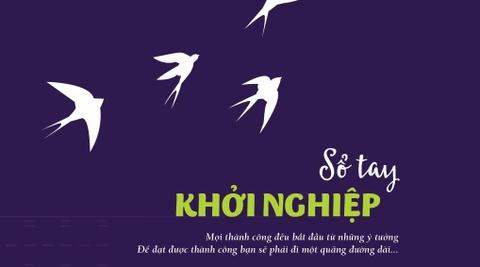 'So tay khoi nghiep' - Hanh trang cho ban tre khoi nghiep hinh anh