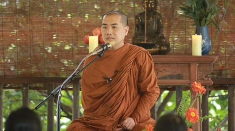 Dai duc Minh Niem: Hanh phuc lon nhat la duoc se chia hinh anh