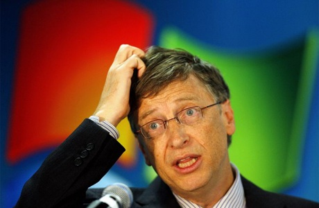 Nhieu nguoi Viet 'xa rac' tren Facebook cua Bill Gates hinh anh