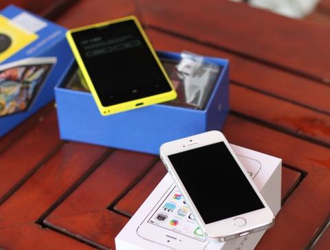 So sanh anh chup tu Nokia Lumia 1020 va iPhone 5S hinh anh