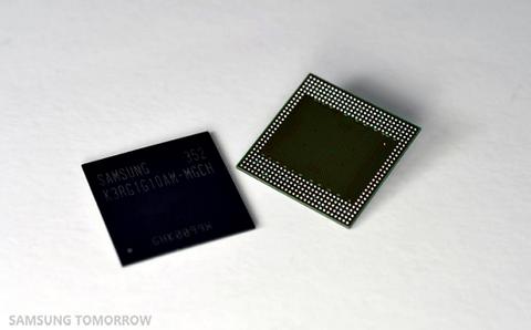 Blog 21h: Samsung phat trien RAM 4GB cho smartphone hinh anh