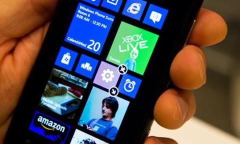 Blog 21h: Sony se san xuat dien thoai Windows Phone hinh anh