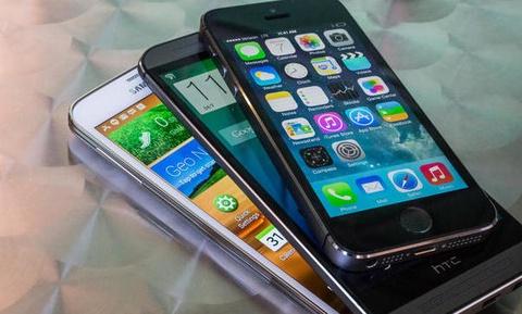 Nhieu thay doi trong top 10 smartphone tot nhat thang 4 hinh anh