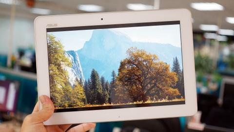 Mo hop tablet Asus loi tu thiet ke giong iPad gia 7 trieu hinh anh