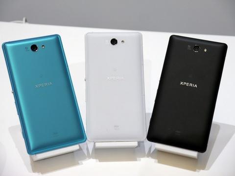 Sony Xperia ZL2 xach tay gia 8 trieu 'an khach' o VN hinh anh