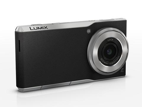Panasonic ra mat may anh co the goi dien dung ong kinh Leica hinh anh