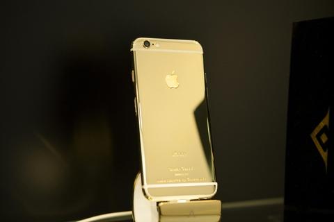 iPhone 6 ma vang xuat hien tai VN hinh anh