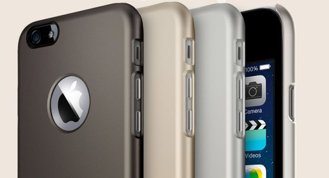 Thu loi 249 trieu USD tu phu kien iPhone 6 chi sau vai tuan hinh anh