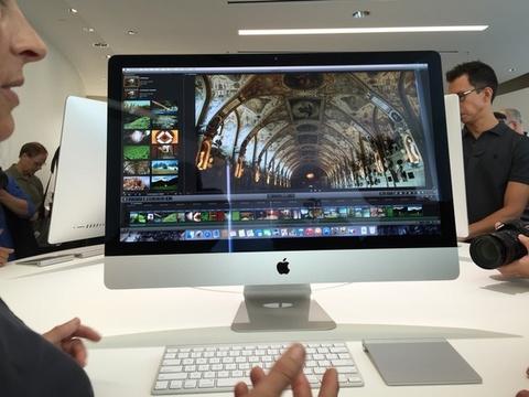 Video gioi thieu iMac man hinh Retina 5K hinh anh