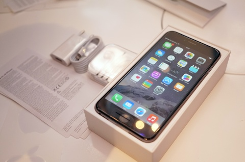 Gia iPhone xach tay o VN co the re hon nho chinh sach Obama hinh anh