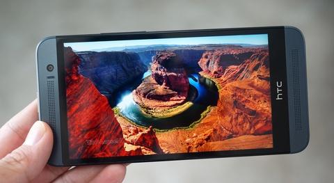 HTC One E8 tro lai VN voi ban 2 SIM, gia re hon mot nua hinh anh