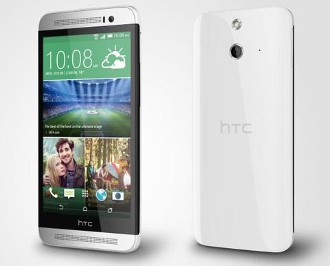 HTC One E9 cau hinh manh gia 8,3 trieu sap ban o Viet Nam hinh anh