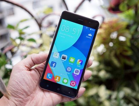Smartphone man hinh giong iPhone 6 gia 2,6 trieu o VN hinh anh