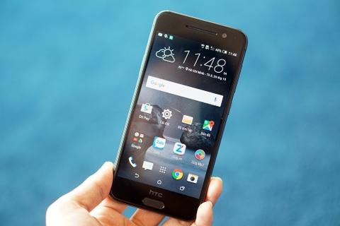 Trai nghiem nhanh HTC One A9 vua co mat o VN hinh anh