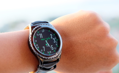 Danh gia Samsung Gear S2: Xung dang thay the Apple Watch hinh anh 1