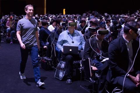 facebook khong co mark zuckerberg hinh anh
