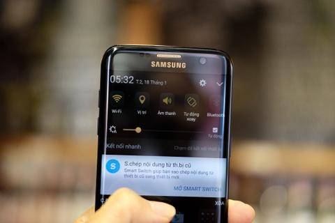 Mo hop Galaxy S7 edge ban Batman chinh hang hinh anh 13