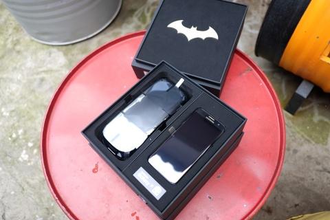 Mo hop Galaxy S7 edge ban Batman chinh hang hinh anh 3