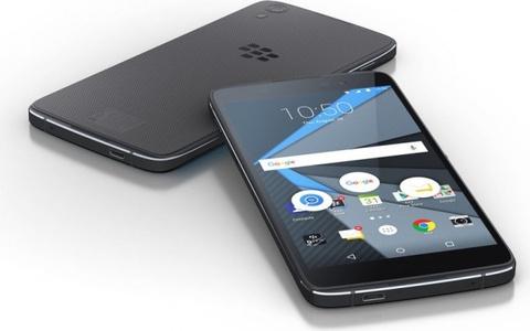 BlackBerry ra mat smartphone 'bao mat nhat the gioi' hinh anh