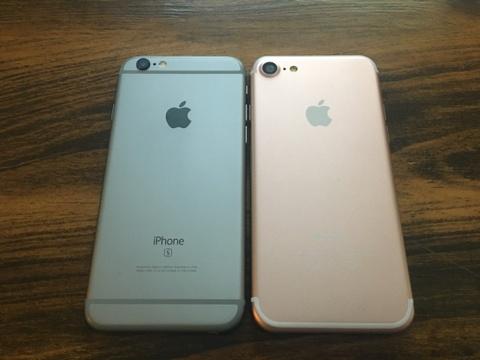 Mo hinh iPhone 7 do dang iPhone SE, 6S va 6S Plus hinh anh