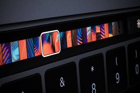 Anh MacBook Pro 2016: Sieu mong, cuc manh, them man hinh phu hinh anh 7