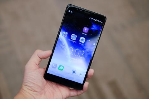 Mobiistar ra mat smartphone 3 camera, co may quet mong mat hinh anh 2