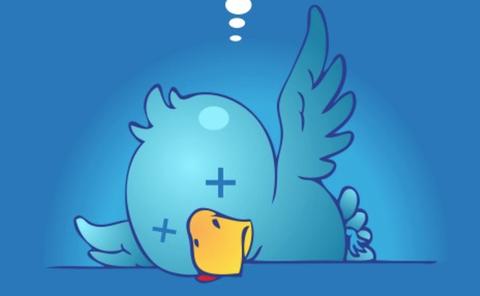 Twitter 'sap mang' toan cau truoc bau cu My hinh anh