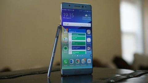 Samsung buc tu nhung chiec Galaxy Note 7 cuoi cung hinh anh