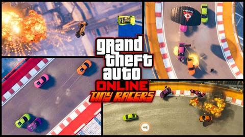 GTA Online them phien ban dua xe do choi hinh anh