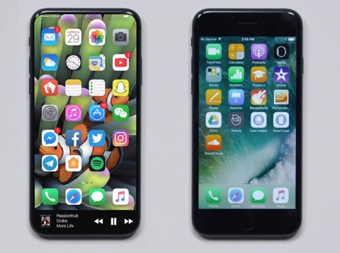 y tuong iphone 8 hinh anh