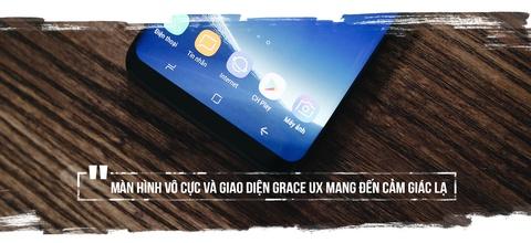 Danh gia Galaxy S8 va S8+: Net loi cuon cua su lieu linh hinh anh 5